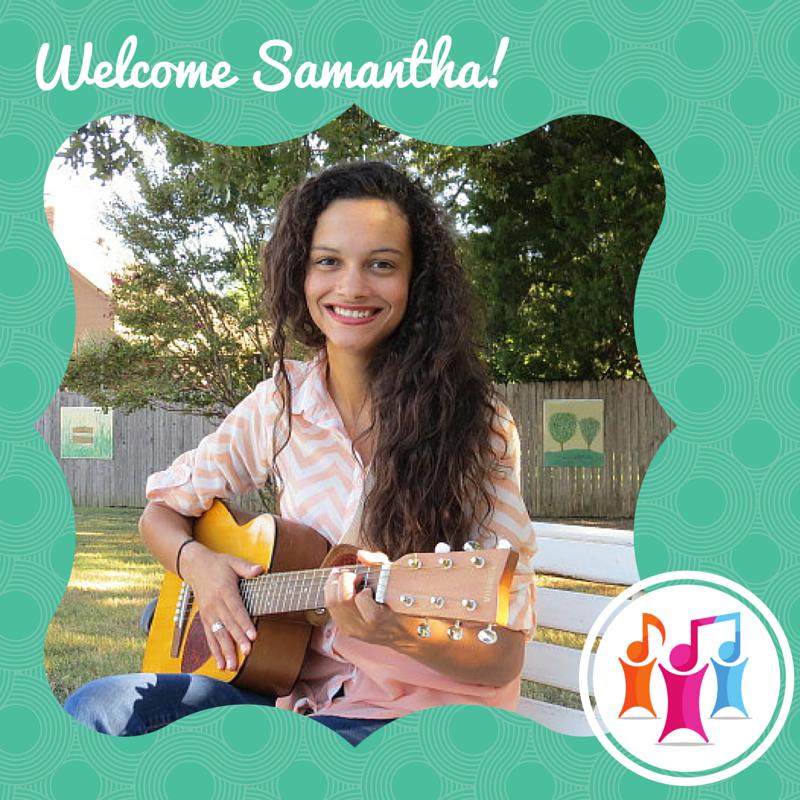 Welcome Samantha
