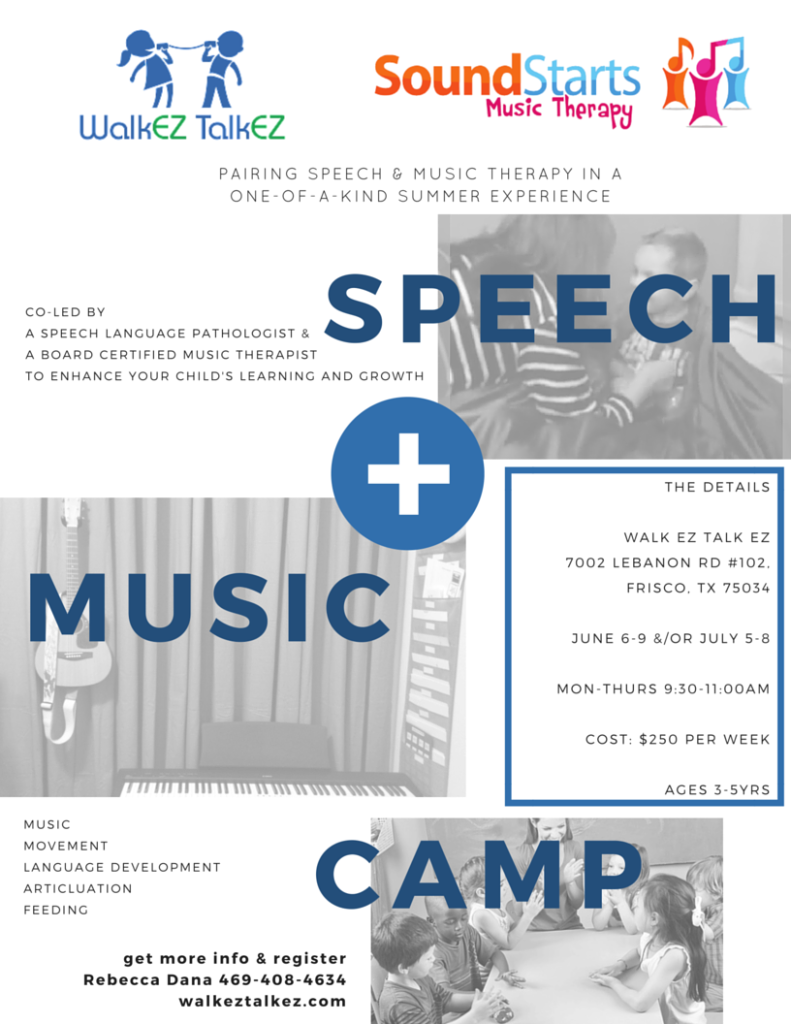 Walk EZ Talk EZ Flyer